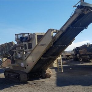 2018 KPI-JCI-AMS FT200DF Track Cone Crusher