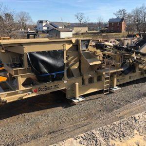 2018 KPI-JCI-AMS ProSizer 3600 HSI Crushing Plant