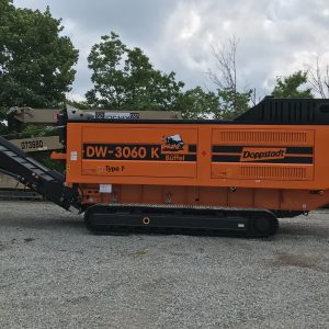 2019 DOPPSTADT DW3060K – BioPower Single-Shaft Slow Speed Shredder